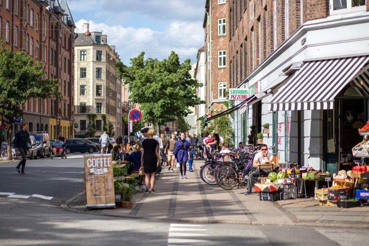 Le quartier de Nørrebro - © Oliver Foerstner - Shutterstock.com