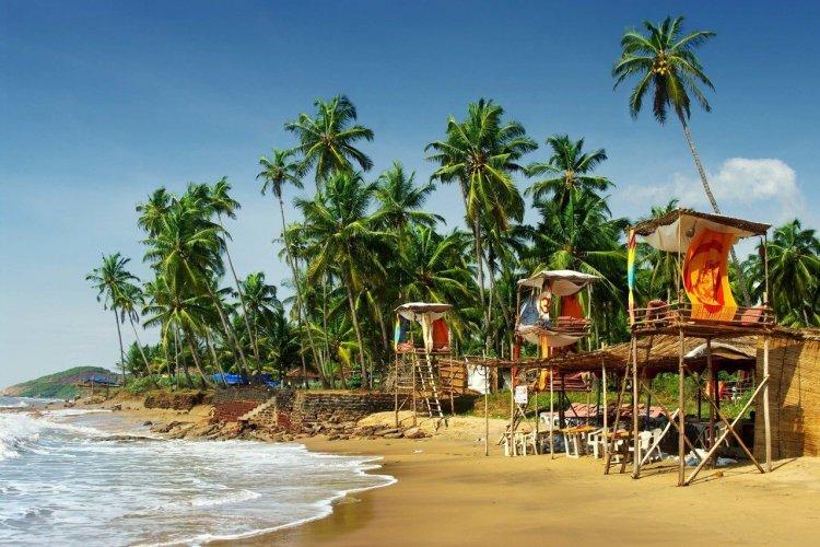 Plage de Goa - © Skouatroulio