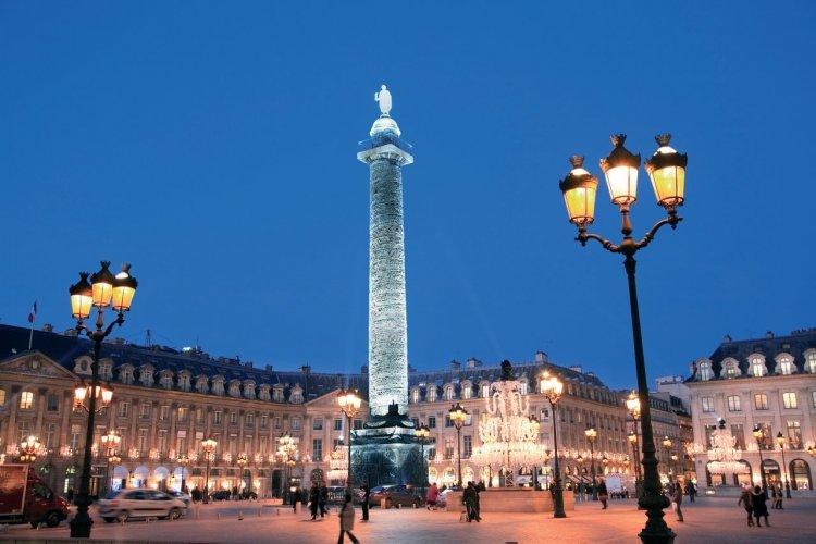 La place Vendôme - © Sylvain SONNET