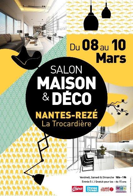 Salon maison d co nantes rez rez 44400 - Salon deco nantes ...