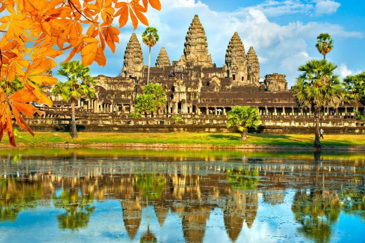 Site d'Angkor Wat - © Luciano Mortula - istockphoto