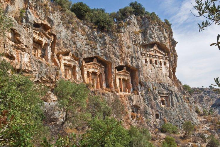 Site archéologique de Kaunos. - © Dark_Eni - iStockphoto