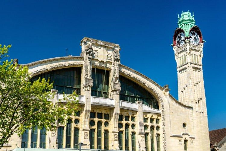 La gare de Rouen Rive droite - © Leonid Andronov - stock.adobe.com