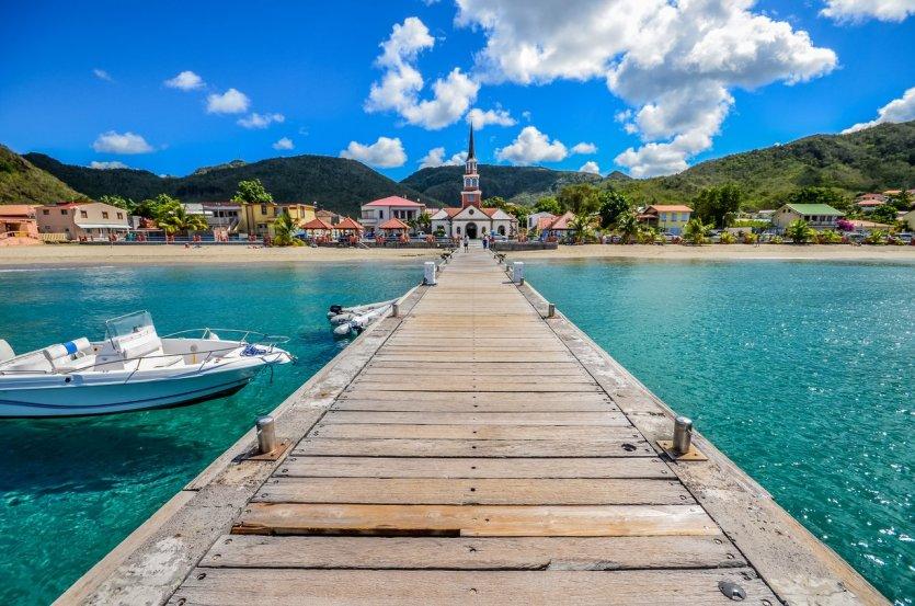 Martinique - Anse d'Arlet - © Damien VERRIER