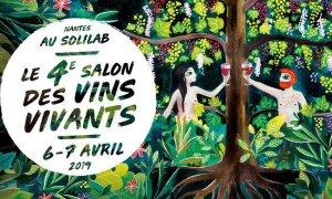 4e salon des vins vivants à Nantes- © DR