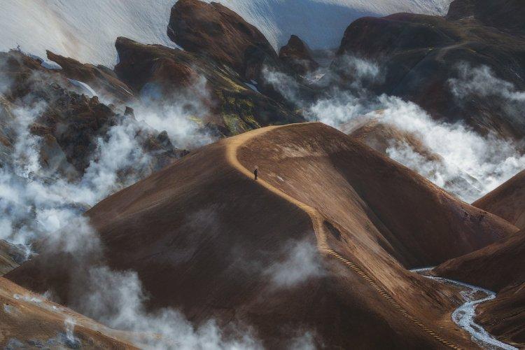 Kerlingarfjöll, un lieu unique dans les Hautes Terres islandaises - © guidetoiceland