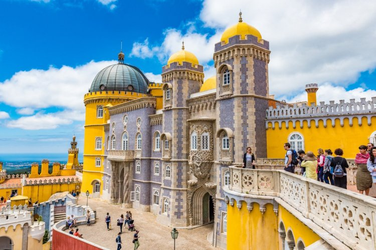 Le palais de Pena - © Takashi Images - Shutterstock.com
