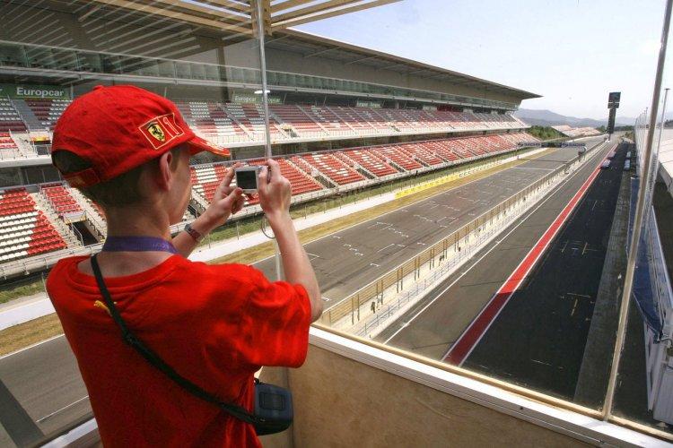 - © Circuit de Barcelona Catalunya / Xavier Solanas