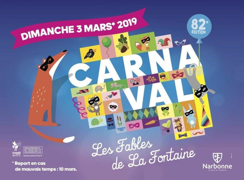 Carnaval Narbonne  2019 - © Office de tourisme de Narbonne