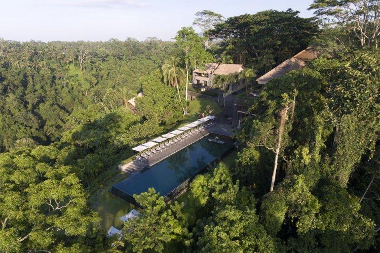 La piscine de l'Alila Ubud - Bali - © Alila Hotels & Resorts