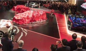 Geneva International Motor Show !- © DR