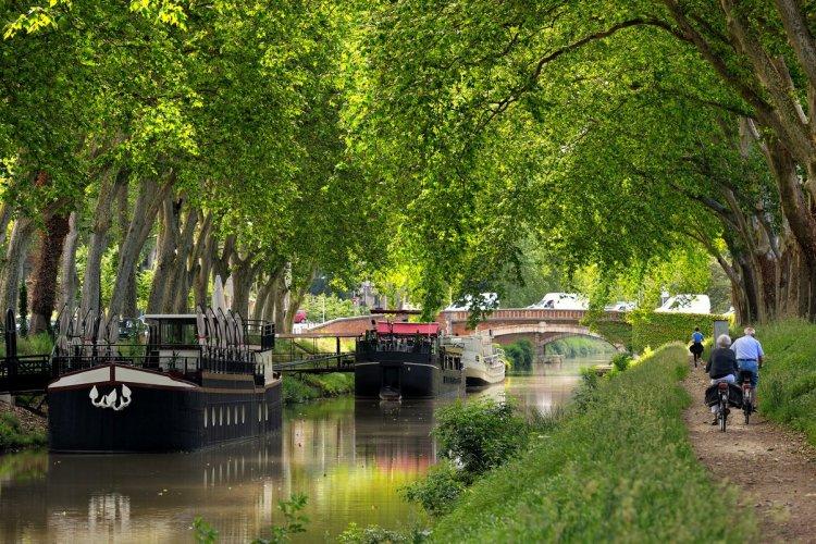 Le canal du Midi - © thieury - Shutterstock.com