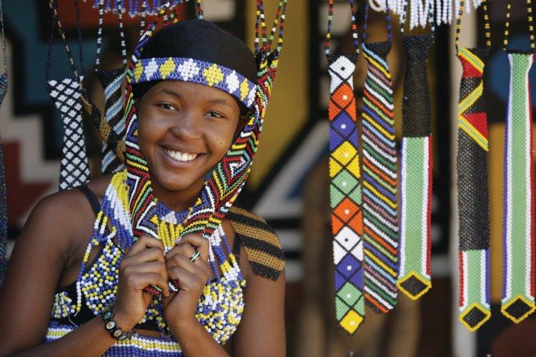 Jeune Zulu. - © ISTOCKPHOTO/MANOAFRICA