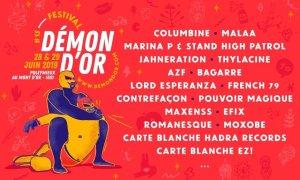 15e festival Démon d'Or près de Lyon- © DR
