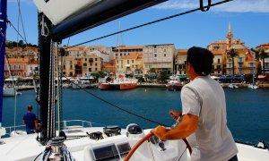 Une croisière en mer Méditerranée, la liberté de port en port- © DR
