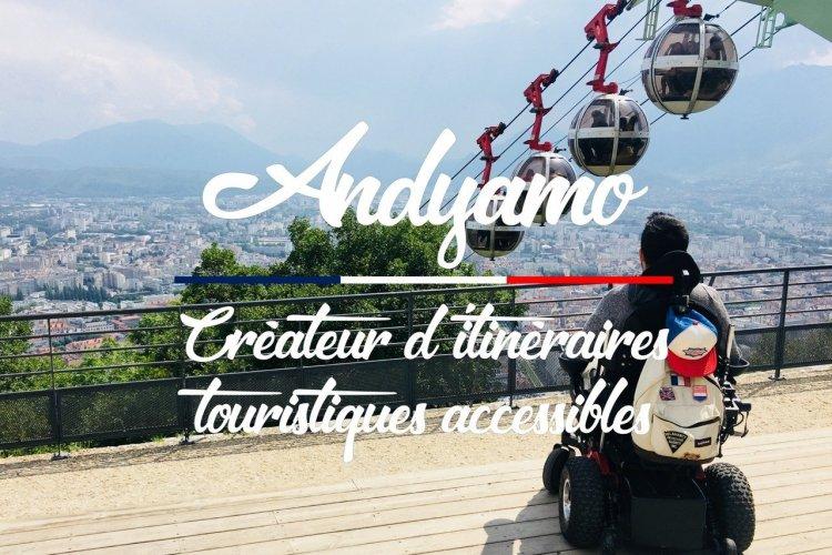 Des itinéraires de voyage adaptés aux personnes à mobilité réduite - © Andyamo