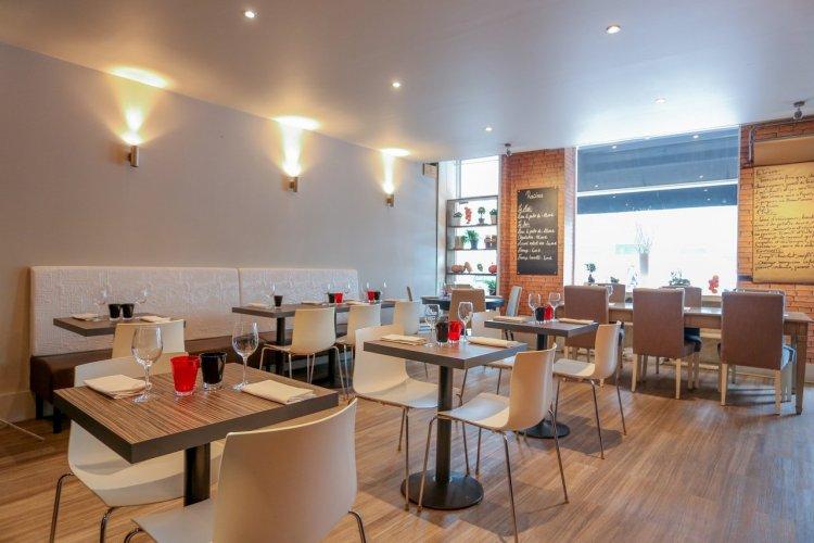 Le restaurant Racines à Bordeaux - © Racines