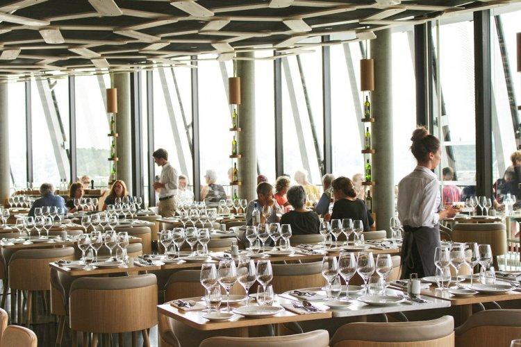 Le 7, restaurant panoramique à Bordeaux - © Le 7, Restaurant panoramique