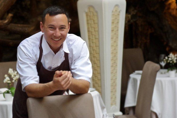 Nicolas Nguyen Van Hai, le Chapon fin, restaurant à Bordeaux - © Frédéric Guy