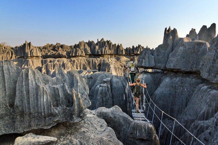Tsingy de Bemaraha - © dennisvdwater