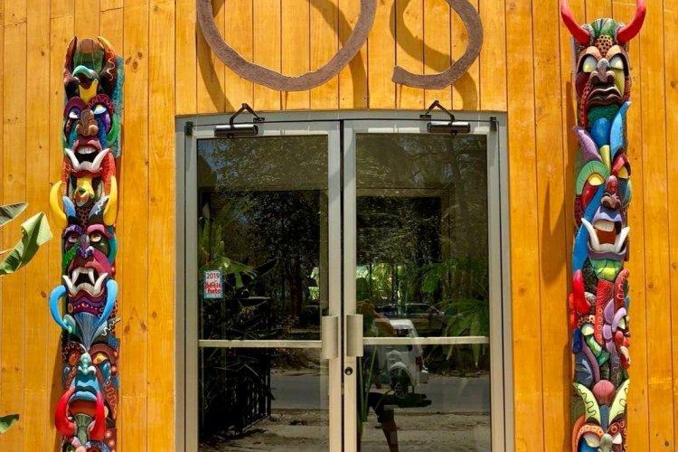 OS nouveau restaurant à Santa Teresa, Costa Rica - © Randy Siles