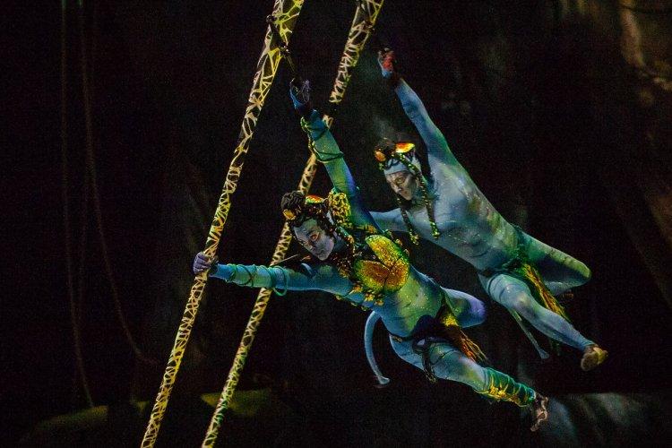 - © Errisson Lawrence © 2015 Cirque du Soleil