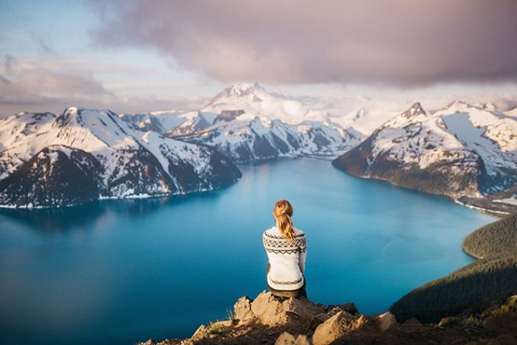 Lac Garibaldi, Colombie-britannique - © Getty Images