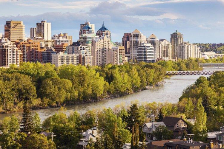 Panorama de Calgary - © Henryk Sadura - Shutterstock.com