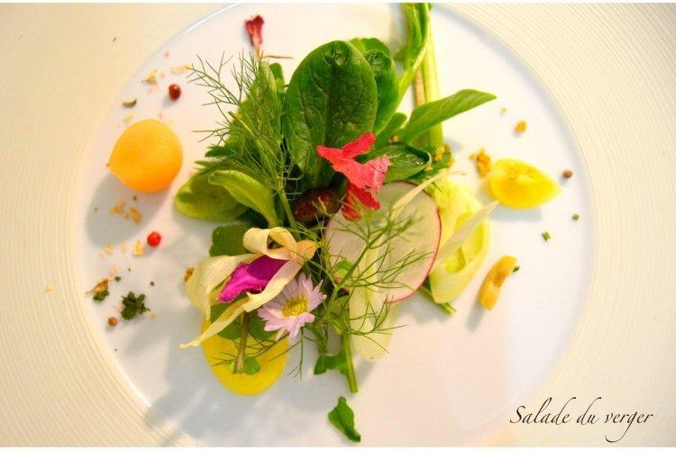 Salade du verger - © La Terrasse