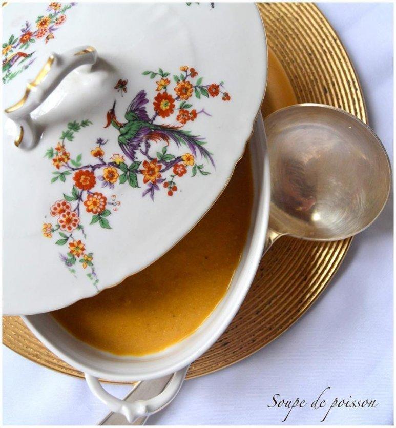 Soupe de poisson - © La Terrasse