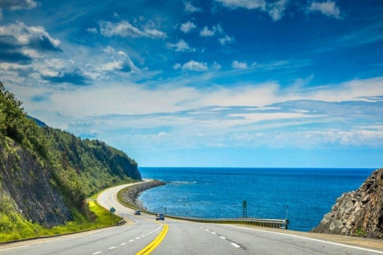 Route 132 (Gaspésie) - © Istock