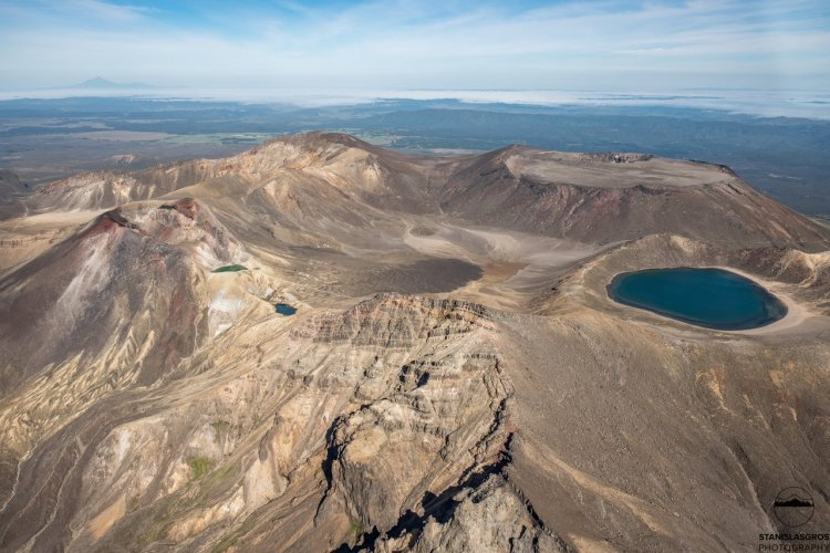 Tongariro - © Stanislas Gros
