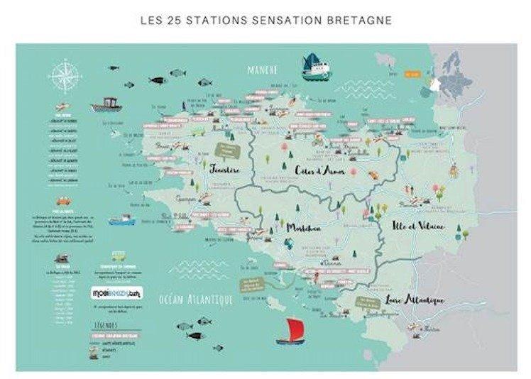 - © Sensation Bretagne