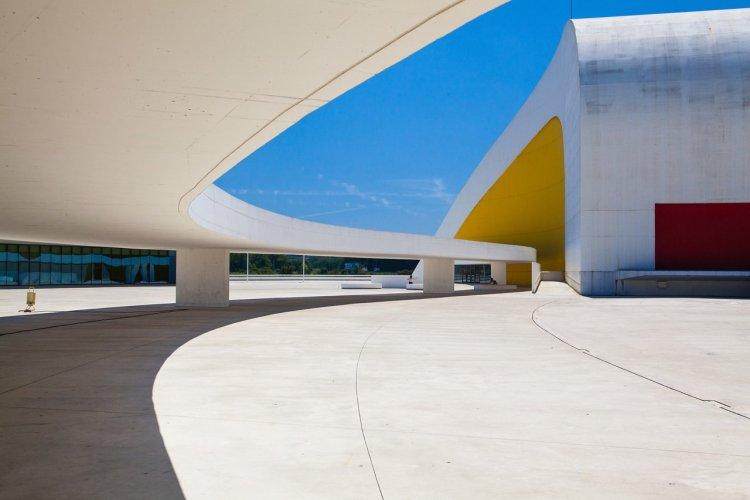 Le centre Niemeyer, Avilès - © Radomir Rezny - shutterstock.com