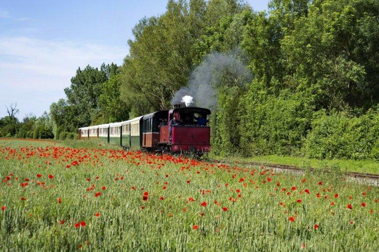 Chemin de fer de la baie de Somme - © brimeux -stock.adobe.com