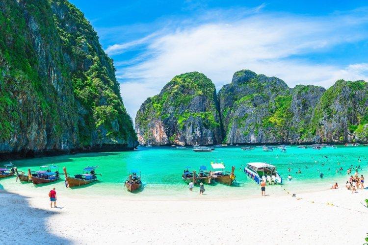 Maya Beach - Thaïlande - © Day 2505 - shutterstock.com