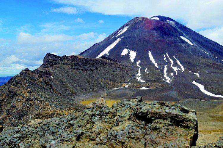 Mount Ngauruhoe, Nouvellez-Zélande - © PiLensPhoto - Fotolia