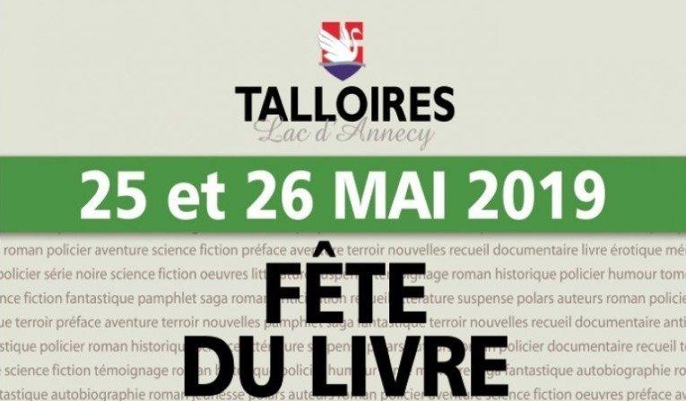 - © 9e Fête du Livre de Talloires