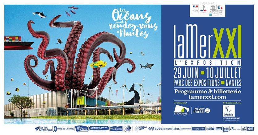 - © La Mer XXL à Nantes