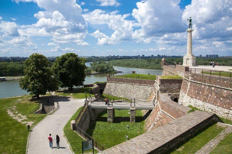La forteresse de Belgrade - © Branko Jovanovic - shutterstock.com