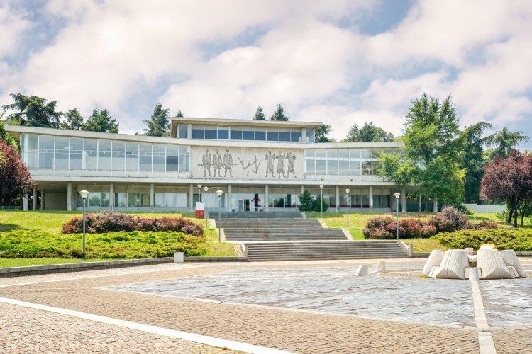 Le musée d'histoire de la Yougoslavie - © Photo Oz - Shutterstock.com