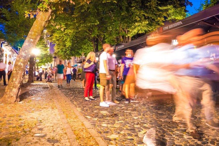 La vie nocturne à Belgrade - © Spectral - design -shutterstock.com