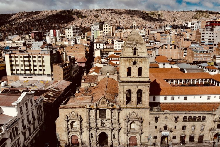 La Paz - © Stéphan Szeremeta