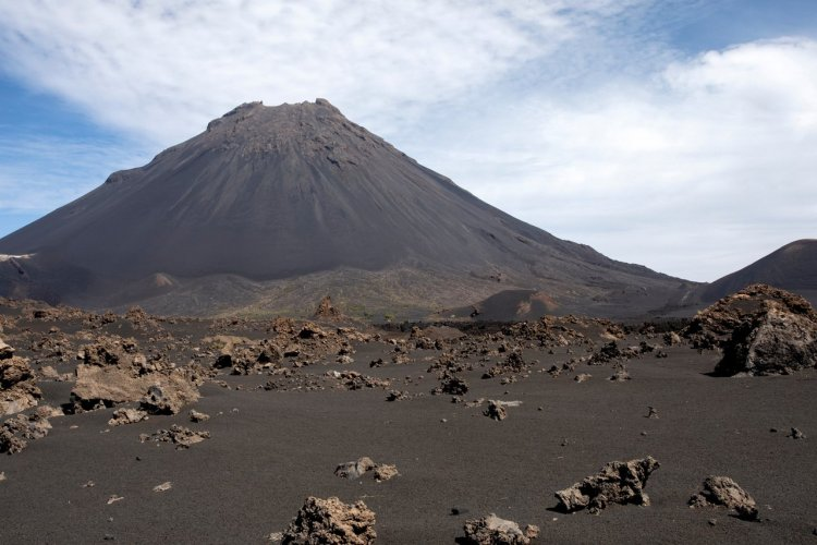 Le mont Fogo - © Clara Bastian - shutterstock.com
