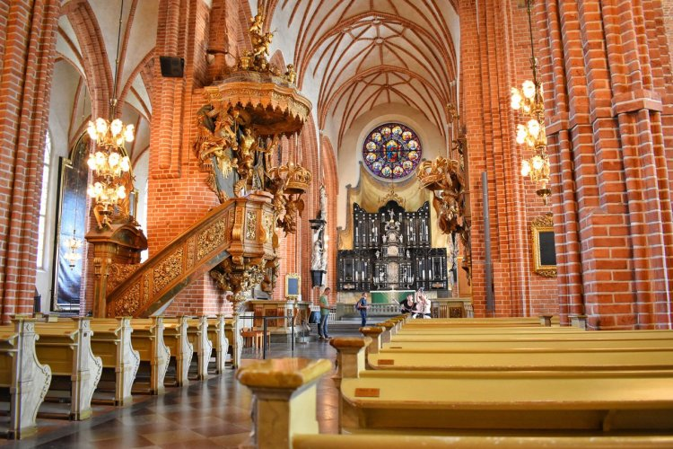 Storyrkan, la cathédrale de Stockholm - © Cooler 8 - Shutterstock.com