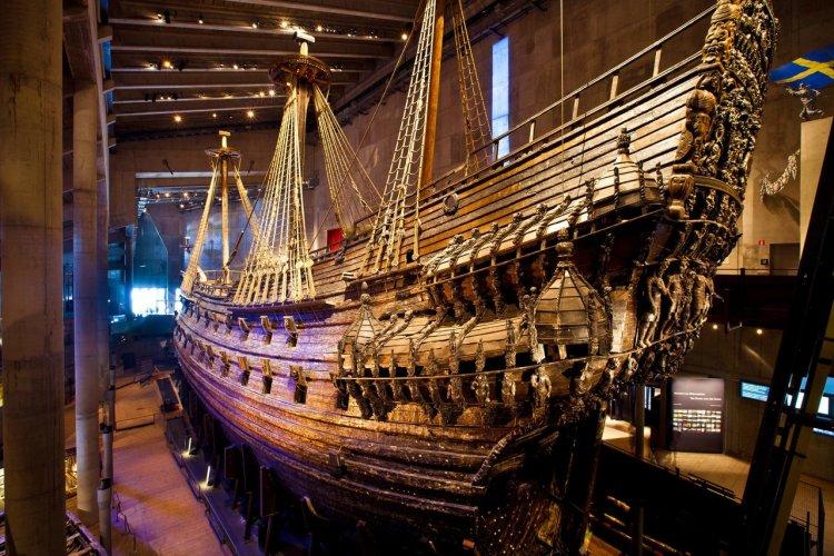 Le musée Vasa - © Iexander Tolstykh - Shutterstock.com