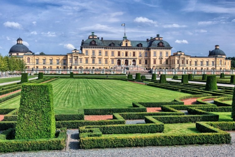 Le château de Drottningholm - © Mikael Damkier - Shutterstock.com