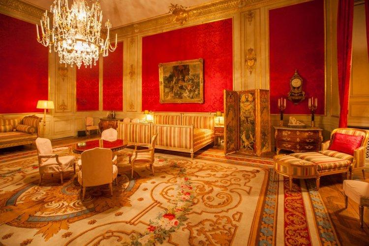 Intérieur du Palais royal de Stockholm - © Maurizio De Mattei - shutterstock.com
