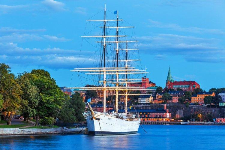 L'île de Skeppsholmen - © Oleksiy Mark - shutterstock.com