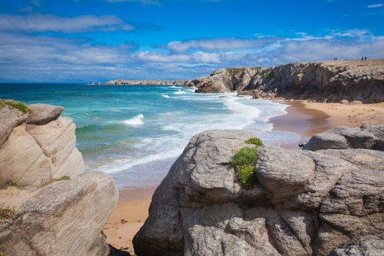 La côte sauvage, Quibéron - © Hartmut Albert - Shutterstock.com